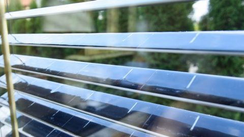 Trends in Solar Energy: Solar Blinds