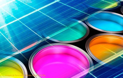 New trends in solar energy: Solar Paint