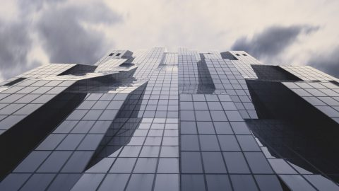 Solar energy received by building facades