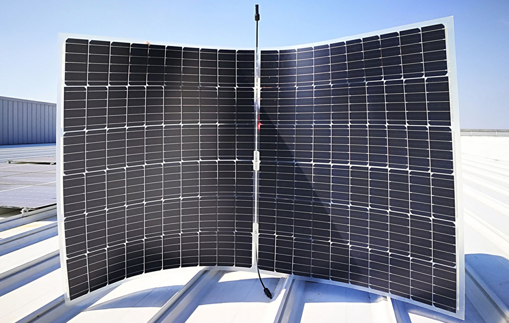 Photovoltaic modules by Jolywood
