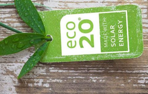 ECO20 Seal with solar energy