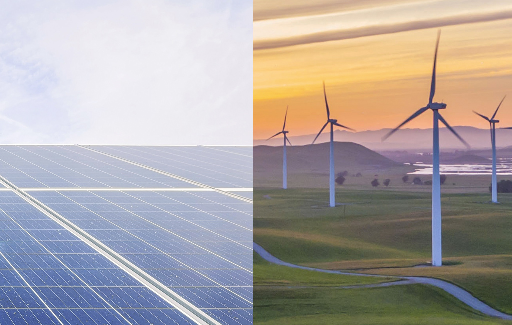 Wind and Photovoltaic Energy